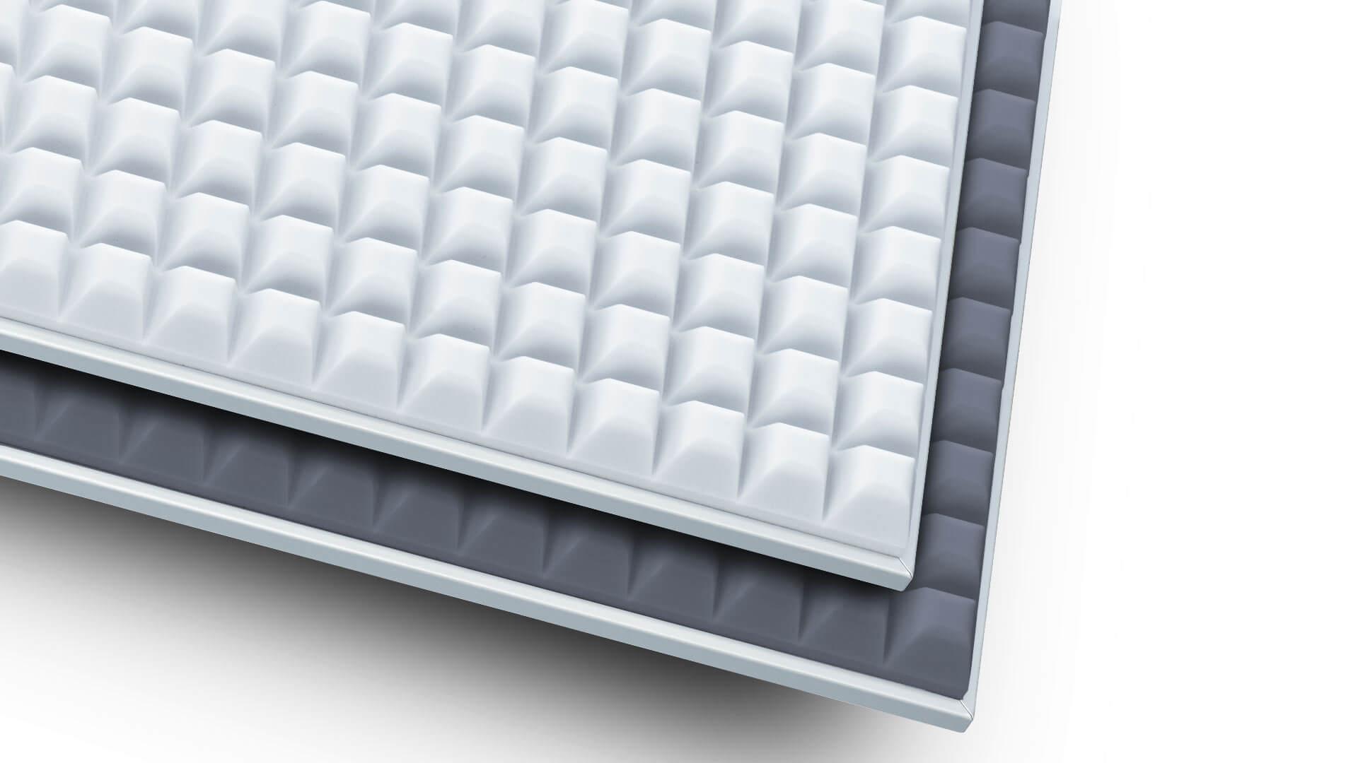 Isolation acoustique aixFOAM - Des absorbeurs de première qualité pour une isolation acoustique maximale