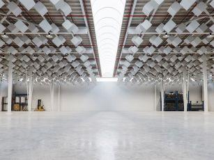 Absorbeur de plafond premium Cubix