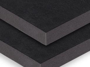 Panneau acoustique à surface textile robuste