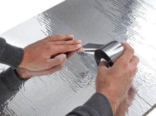 Bande aluminium