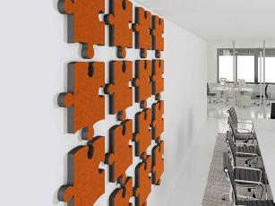 Absorbeur acoustique design Puzzle