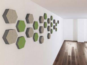 Set hexagonal «Mix and Match»