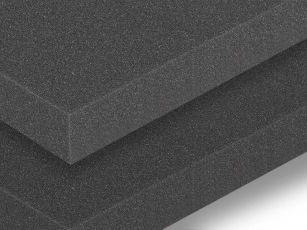 Panneaux d'insonorisation acoustique à surface lisse