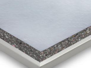 Panneaux d'isolation phonique avec absorbeur à membrane