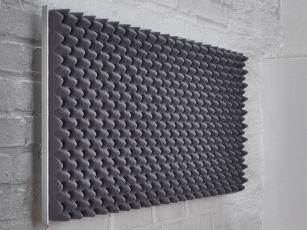 Absorbeurs de bruit premium avec structure alvéolée
